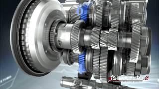 Download Funzionamento cambio doppia frizione Mercedes 7G-DTC Video