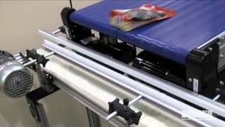 Download Flexible Package Handling Conveyors - Pinch Transfer Video