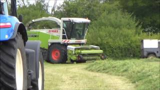 Download Silage making 2015. Part 1 Video