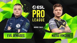 Download CS:GO - Evil Geniuses vs. Natus Vincere [Nuke] Map 3 - Group A - ESL Pro League Season 10 Finals Video