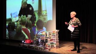 Download Libraries of Today: Ellen Humphrey at TEDxCalgary Video