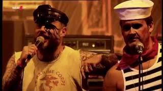 Download Turbonegro live at Rock Hard Festival 2016 Video