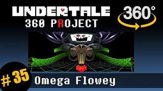 Download Omega Flowey Boss 360 VR: Undertale 360 Project #35 Video