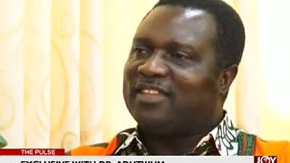 Download Exclusive With Dr. Adutwum - The Pulse on JoyNews (1-1-18) Video