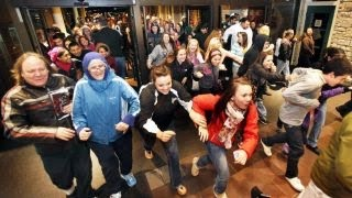 Download Protests planned for black Friday shopping Video