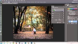 Download เทคนิคการแต่งภาพ แบบ Vintage และ การเปลี่ยนสีใบไม้ Video