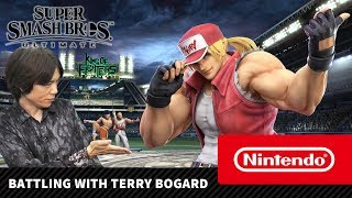 Download Super Smash Bros. Ultimate – Battling with Terry Bogard (Nintendo Switch) Video