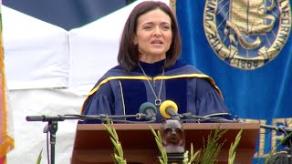 Download Sheryl Sandberg Gives UC Berkeley Commencement Keynote Speech Video