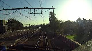 Download A train driver's view: Amsterdam CS - Maastricht, VIRM, 15-Oct-2017. Video