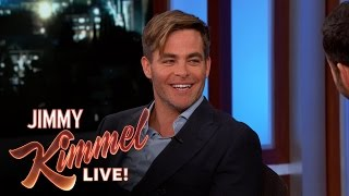 Download Chris Pine Talks About the ″Wonder Woman″ Movie Video