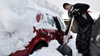Download Как очистить машину от снега? Народные способы Video