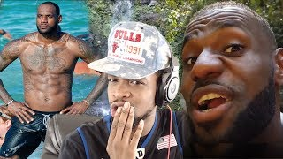 Download OMG LEBRON JAMES VLOG!!! DAY IN THE LIFE OF LEBRON JAMES Video