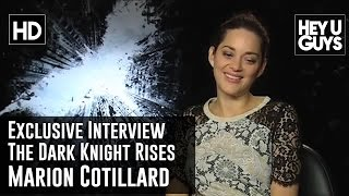 Download Marion Cotillard Exclusive Interview - The Dark Knight Rises Video