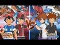 Download Pokemon Sun and Moon: Alola Ash Ketchum and Champion Vs Gary Oak and Professor Gary Video