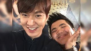 Download เอาใจติ่งไอดอลเกาหลี กับซุปตาร์ระดับเอเชีย ″ลีมินโฮ″ Video