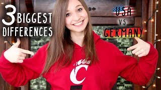 Download USA vs. Germany - Three Biggest Differences | German Girl in America Video