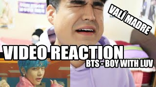 Download FANBOY VIDEO REACTION - BOY WITH LUV Video
