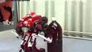 Download Amazing Real Life Transformer Humanoid Robot Video