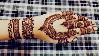 Ramazan Special Mehndi Design 2 2018 Heena Vahid Free Download