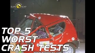 Download Top 5 Worst Crash Tests! Video