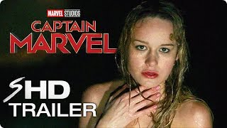 Download CAPTAIN MARVEL (2019) Official First Look - Brie Larson Marvel Movie HD Video