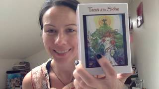 Download VR to Mindful Tarot- What decks bust you open? Video