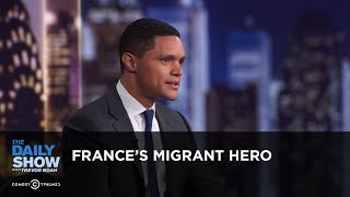 Download France's Migrant Hero - Between the Scenes | The Daily Show Video