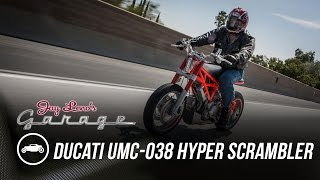 Download 2015 Ducati UMC-038 Hyper Scrambler - Jay Leno's Garage Video