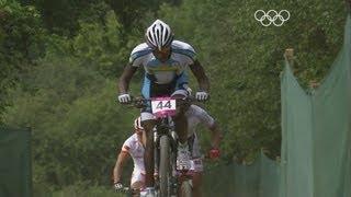 Download Jaroslav Kulhavy (CZE) Wins Mountain Bike Cross-Country Gold - London 2012 Olympics Video