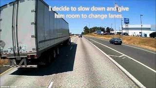 Download Idiot Trucker and Moron Pick-up Driver Video