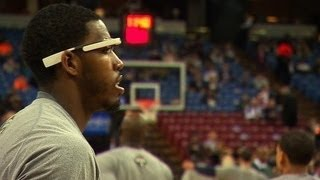 Download CNET News - NBA pros wear Google Glass to give fans a new point of view Video