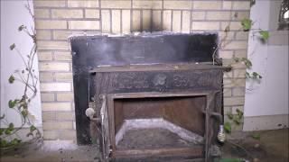 Download Abandoned Gatlinburg rental cabin (filmed before fire) Video