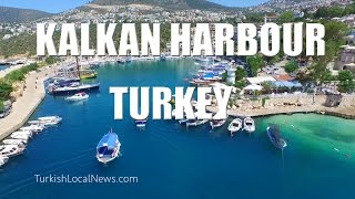 Download Kalkan Harbour, Kas, Turkey Video