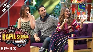 Download The Kapil Sharma Show - दी कपिल शर्मा शो-Ep-33–Rustom in Kapil's Mohalla– 13th Aug 2016 Video