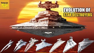 Download The Evolution of the Star Destroyer Video