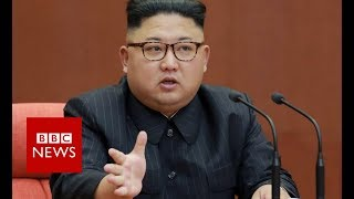Download The three things North Korea wants - BBC News Video