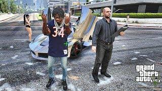 Download GTA 5 REAL LIFE MOD #304 DRIVING WITH SIMEON (GTA 5 REAL LIFE MODS) Video