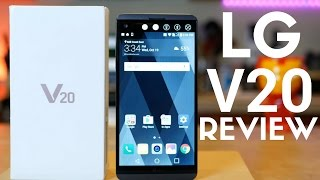 Download LG V20 Review: One Month Later! Video