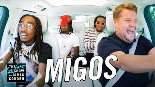Download Migos Carpool Karaoke Video