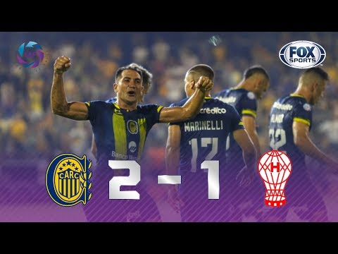 Rosario Central - Huracán [2-1] | GOLES | Superliga Argentina Fecha 17 | FOX Sports