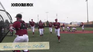 Download This is How You Clear a Field: New Mexico State University Baseball Team Video