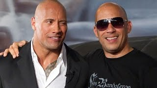 Download What Really Went Down Between The Rock And Vin Diesel Video
