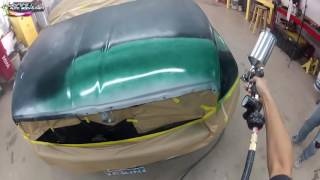 Download For Newbies- Auto Body And Car Painting Footage- Step by Step DIY SPECIAL Video