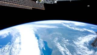 Download Europe In Orbit ISS   Ultra HD 4K Resolution Video
