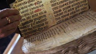 Download Treasures of the Harvard Law School Library | Medieval Manuscripts Video
