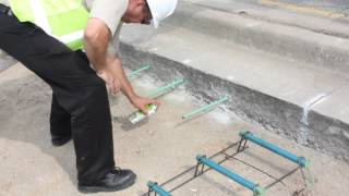 Download Concrete Pavement - Turning Lane Video