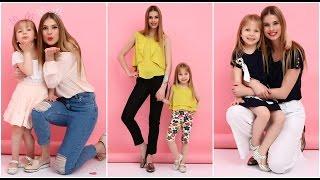 Download Anne Kız Kıyafetleri Anneler Gününe Özel Giyim Koleksiyonu Video
