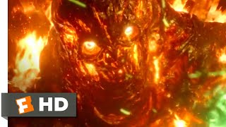 Download Spider-Man: Far From Home (2019) - Spider-Man & Mysterio vs. Molten Man Scene (3/10) | Movieclips Video
