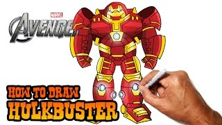 Download How to Draw Hulkbuster   The Avengers Video