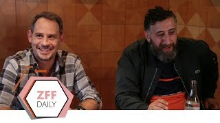 Download ZFF Daily – Moritz Bleibtreu und Kida Khodr Ramadan Video